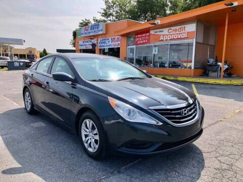 2012 Hyundai Sonata for sale at AZ AUTO in Carlisle PA