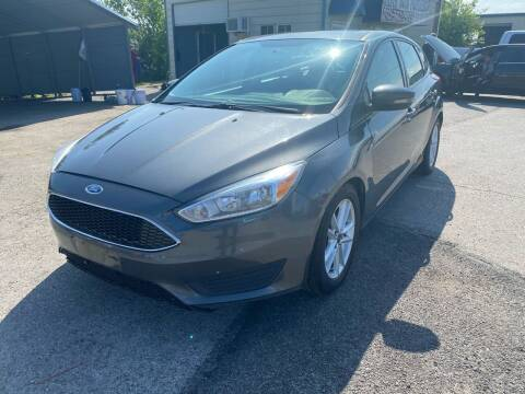 2016 Ford Focus for sale at Silver Auto Partners in San Antonio TX