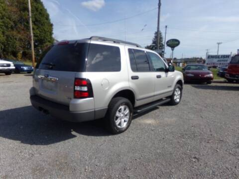 2006 Ford Explorer for sale at English Autos in Grove City PA