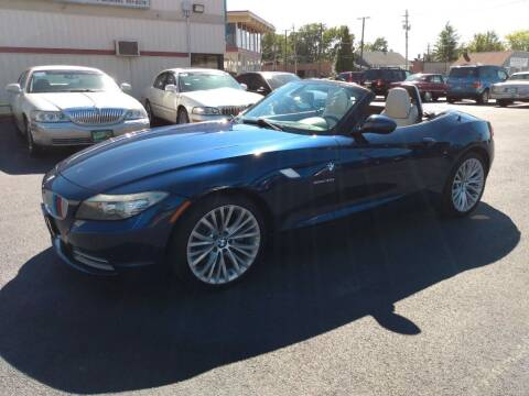 2009 BMW Z4 for sale at MR Auto Sales Inc. in Eastlake OH