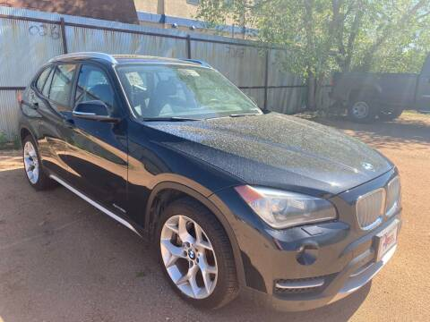 2014 BMW X1 for sale at Street Smart Auto Brokers in Colorado Springs CO