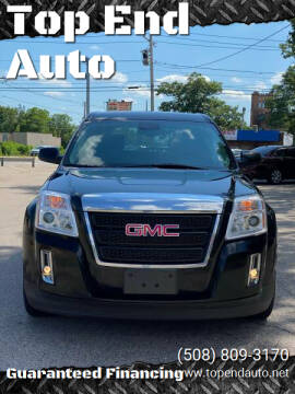 2013 GMC Terrain for sale at Top End Auto in North Atteboro MA