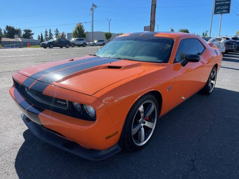 2012 Dodge Challenger for sale at APX Auto Brokers in Edmonds WA