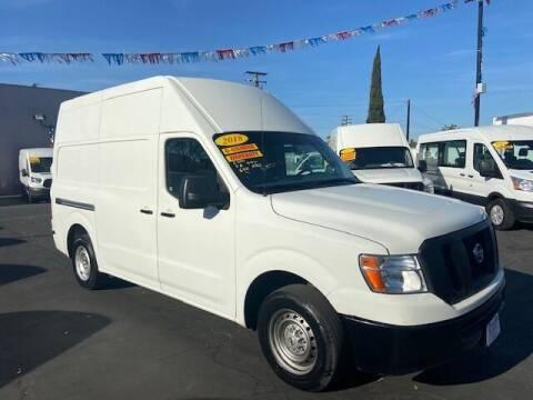 2018 Nissan NV Cargo for sale at Auto Wholesale Company in Santa Ana CA