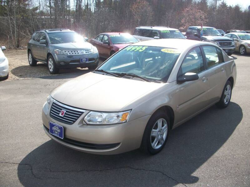 2006 Saturn Ion for sale at Auto Images Auto Sales LLC in Rochester NH