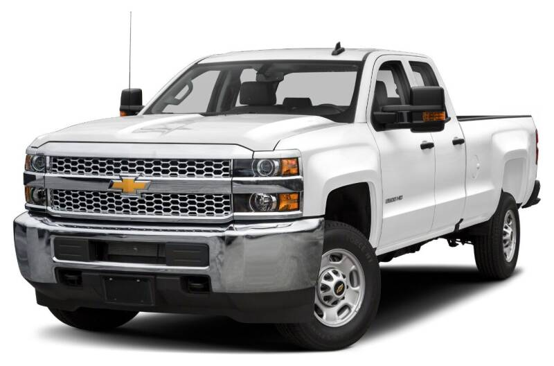 2019 Chevrolet Silverado 2500HD for sale at Shamrock Group LLC #1 in Pleasant Grove UT