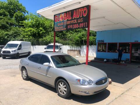2006 Buick LaCrosse for sale at Global Auto Sales and Service in Nashville TN