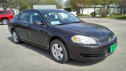 2008 Chevrolet Impala for sale at Unzen Motors in Milbank SD