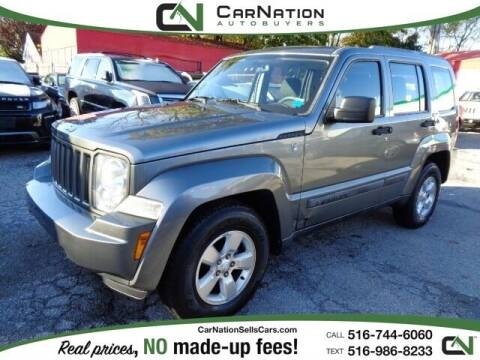 2012 Jeep Liberty for sale at CarNation AUTOBUYERS, Inc. in Rockville Centre NY