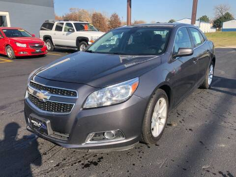 2013 Chevrolet Malibu for sale at Eagle Auto LLC in Green Bay WI
