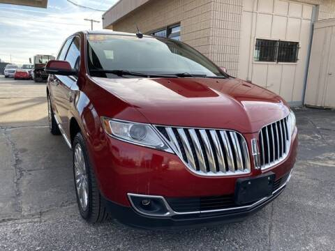 2015 Lincoln MKX for sale at Kansas City Motors in Kansas City MO