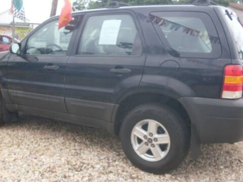 2005 Ford Escape for sale at Flag Motors in Islip Terrace NY