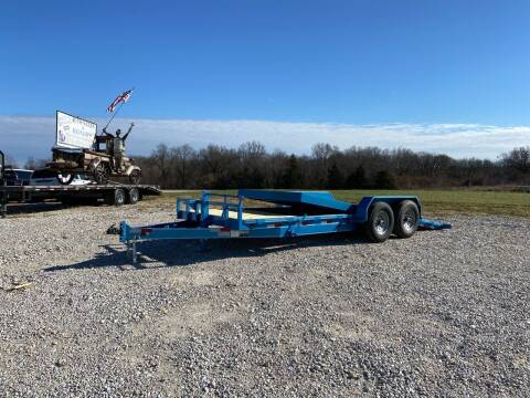 2021 Elite 21' Gravity Tilt Trailer for sale at Ken's Auto Sales & Repairs in New Bloomfield MO