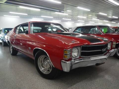 1971 Chevrolet Malibu for sale at Custom Rods and Muscle in Celina OH