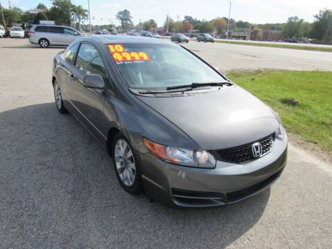 2010 Honda Civic for sale at Auto Bella Inc. in Clayton NC
