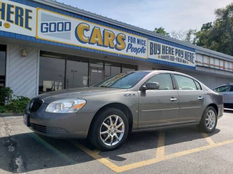 2006 Buick Lucerne for sale at Good Cars 4 Nice People in Omaha NE