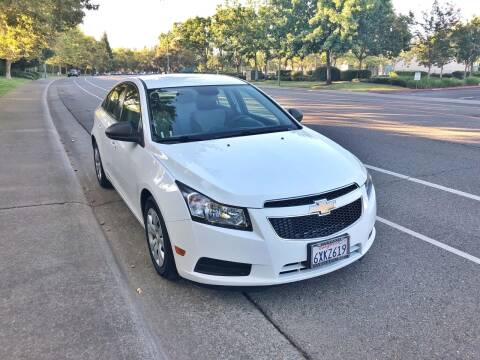 2013 Chevrolet Cruze for sale at MK Motors in Sacramento CA