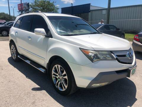 2008 Acura MDX for sale at Marvin Motors in Kissimmee FL