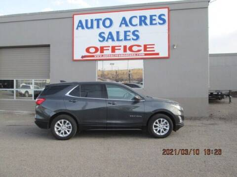 2018 Chevrolet Equinox for sale at Auto Acres in Billings MT
