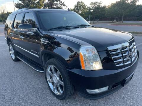 2007 Cadillac Escalade for sale at Austin Direct Auto Sales in Austin TX