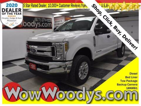 2018 Ford F-250 Super Duty for sale at WOODY'S AUTOMOTIVE GROUP in Chillicothe MO