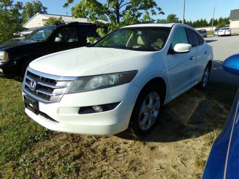 2010 Honda Accord Crosstour for sale at Creech Auto Sales in Garner NC