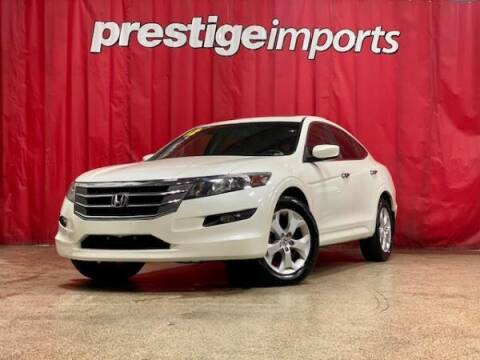 2012 Honda Crosstour for sale at Prestige Imports in St Charles IL