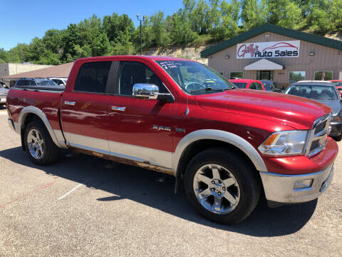 2009 Dodge Ram Pickup 1500 for sale at Gilly's Auto Sales in Rochester MN