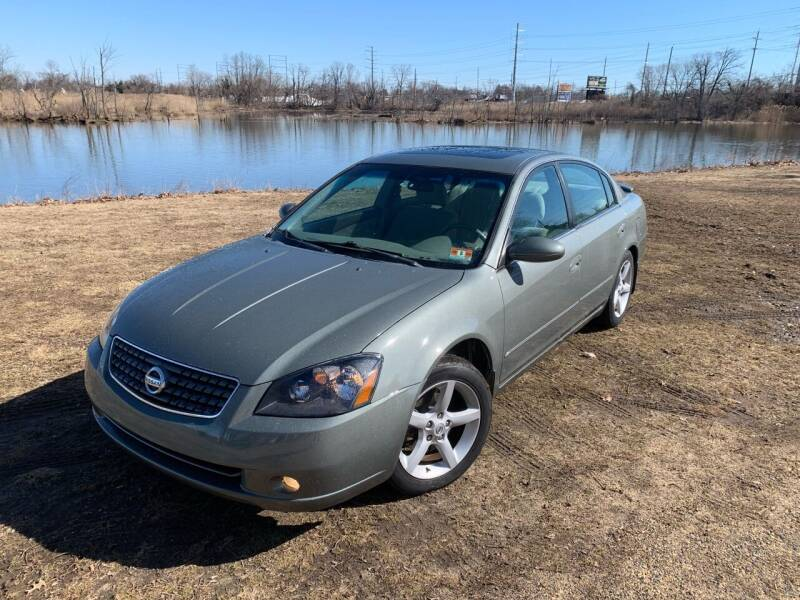2005 Nissan Altima for sale at Ace's Auto Sales in Westville NJ
