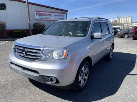 2014 Honda Pilot for sale at Keisers Automotive in Camp Hill PA