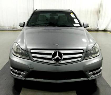 2012 Mercedes-Benz C-Class for sale at Pars Auto Sales Inc in Stone Mountain GA