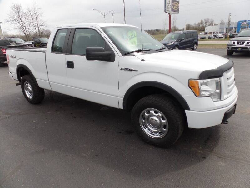 2011 Ford F-150 for sale at STEINKE AUTO INC. in Clintonville WI