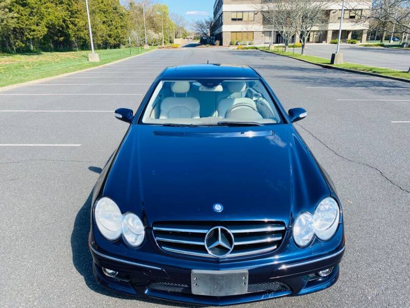 2007 Mercedes-Benz CLK for sale at Bluesky Auto in Bound Brook NJ