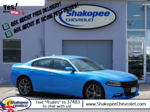 2015 Dodge Charger for sale at SHAKOPEE CHEVROLET in Shakopee MN