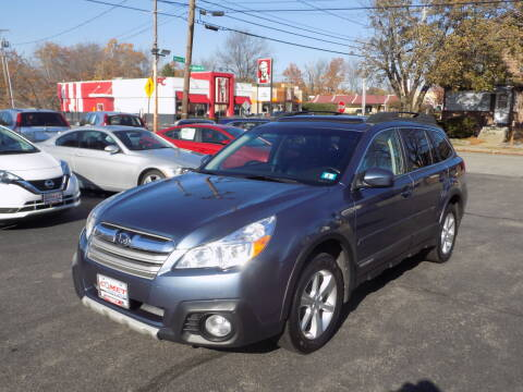 2013 Subaru Outback for sale at Comet Auto Sales in Manchester NH