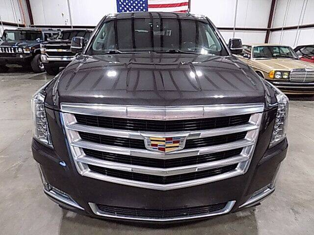 2016 Cadillac Escalade for sale at Texas Motor Sport in Houston TX
