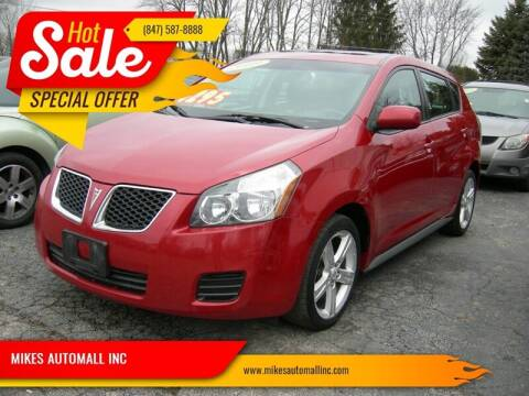2009 Pontiac Vibe for sale at MIKES AUTOMALL INC in Ingleside IL