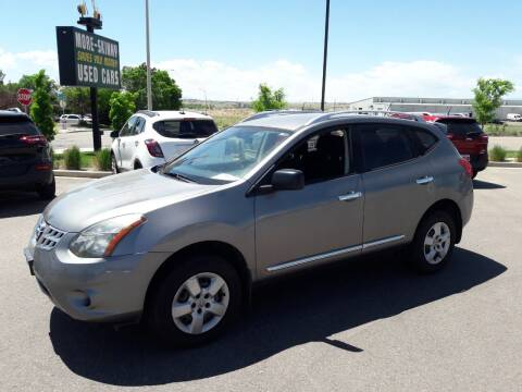 2014 Nissan Rogue Select for sale at More-Skinny Used Cars in Pueblo CO