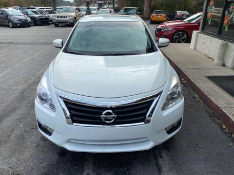 2014 Nissan Altima for sale at J Franklin Auto Sales in Macon GA