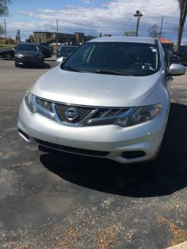 2011 Nissan Murano for sale at Hamburg Motors in Hamburg NY