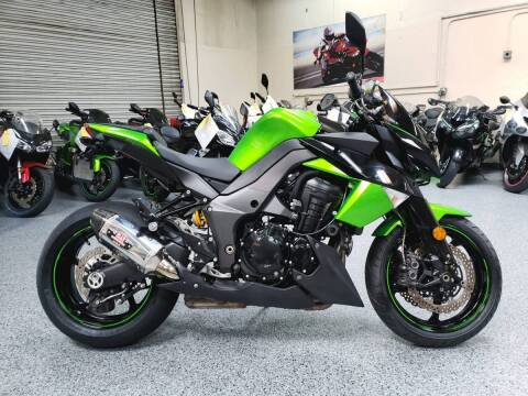 2011 Kawasaki Z1000