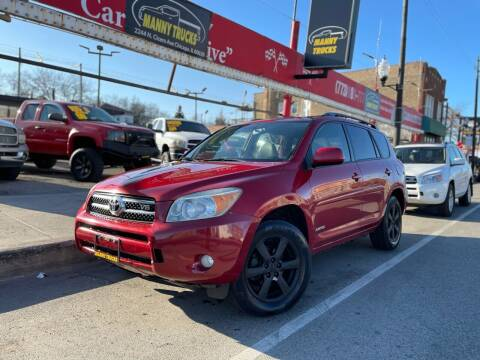 2007 Toyota RAV4 for sale at Manny Trucks in Chicago IL