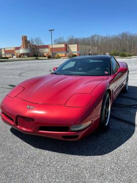 1998 Chevrolet Corvette for sale at Premium Auto Outlet Inc in Sewell NJ