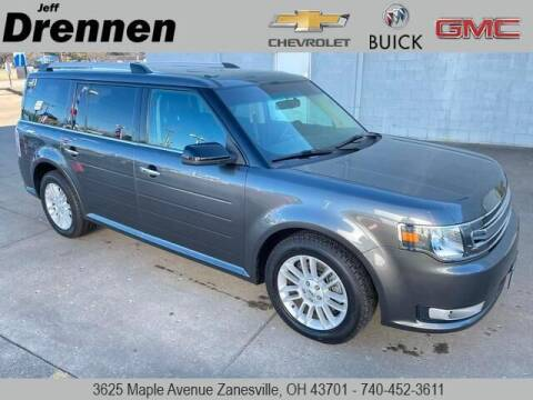 2017 Ford Flex for sale at Jeff Drennen GM Superstore in Zanesville OH