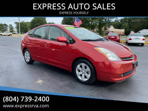2006 Toyota Prius for sale at EXPRESS AUTO SALES in Midlothian VA