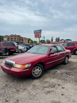 1999 Mercury Grand Marquis for sale at Big Bills in Milwaukee WI