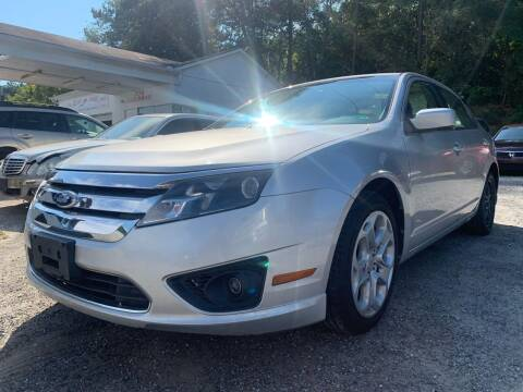 2010 Ford Fusion for sale at ATLANTA AUTO WAY in Duluth GA
