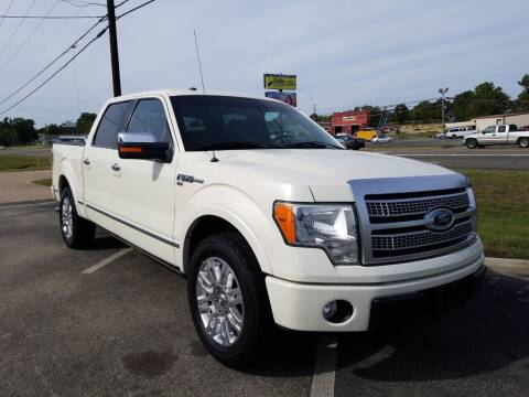 2009 Ford F-150 for sale at Preferred Auto Sales in Tyler TX