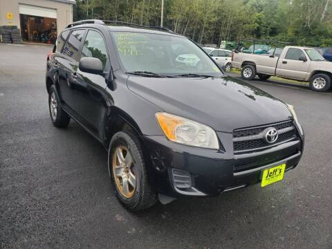 2009 Toyota RAV4 for sale at Jeff's Sales & Service in Presque Isle ME