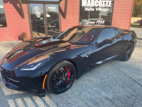 2015 Chevrolet Corvette for sale at Marcotte & Sons Auto Village in North Ferrisburgh VT
